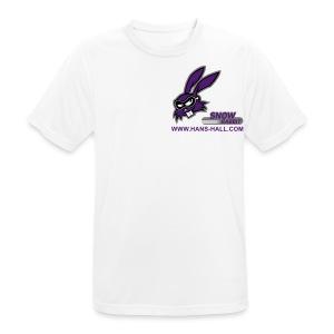 SnowRabbit - Männer T-Shirt atmungsaktiv