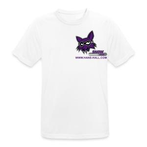 SnowFox - Männer T-Shirt atmungsaktiv