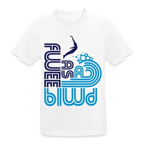 Free as a Bird - Men's Breathable T-Shirt