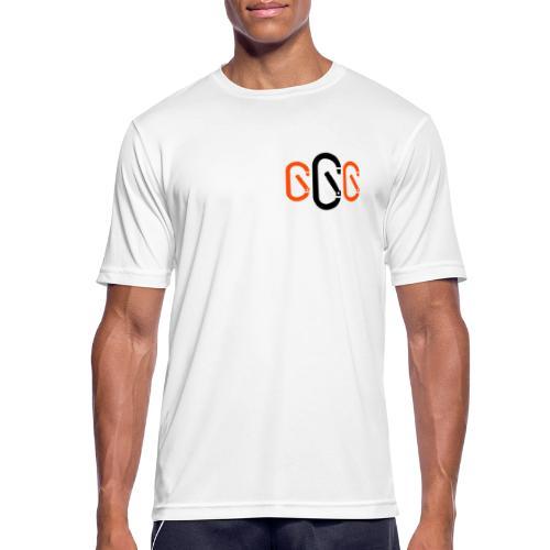 Karabiner 3 - Männer T-Shirt atmungsaktiv