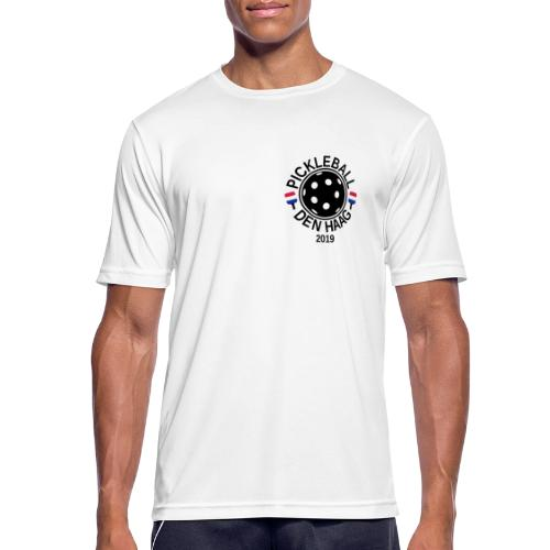 Pickleball The Hague Open 2019 - Men's Breathable T-Shirt