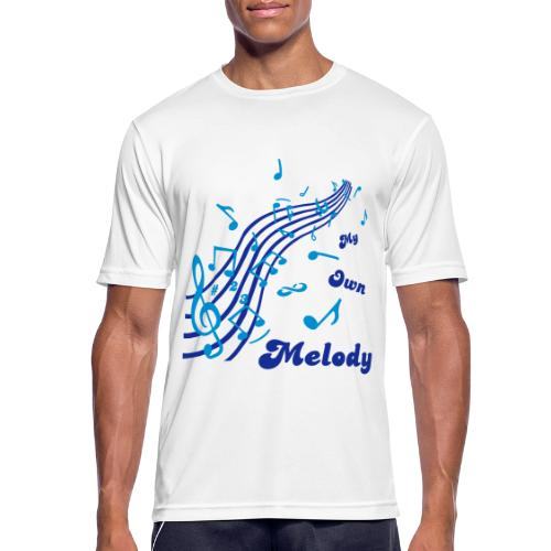 Contest Design 2015 - Men's Breathable T-Shirt