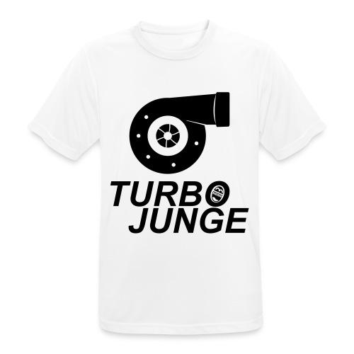Turbojunge! - Männer T-Shirt atmungsaktiv