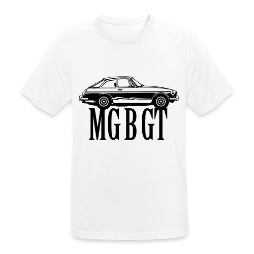 MG MGB GT - Autonaut.com - Men's Breathable T-Shirt