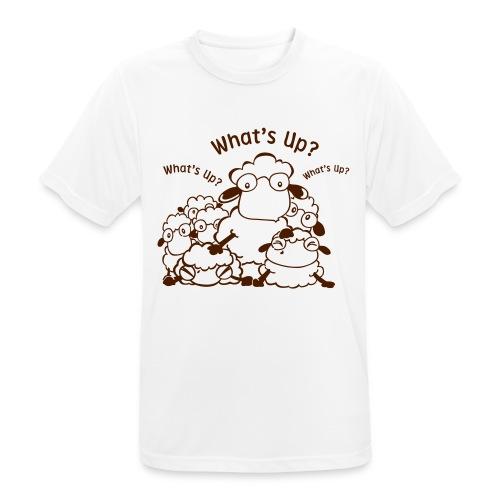yendasheeps - Mannen T-shirt ademend actief