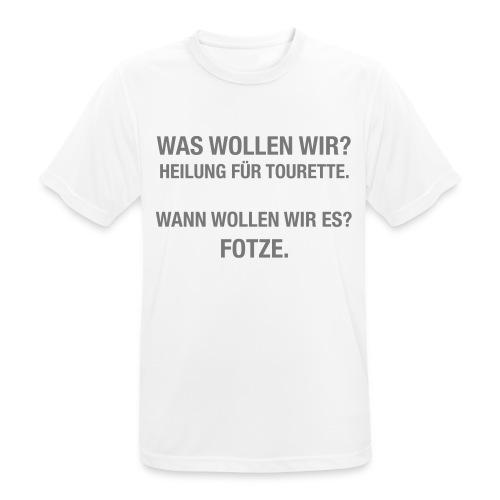 Tourette - Männer T-Shirt atmungsaktiv