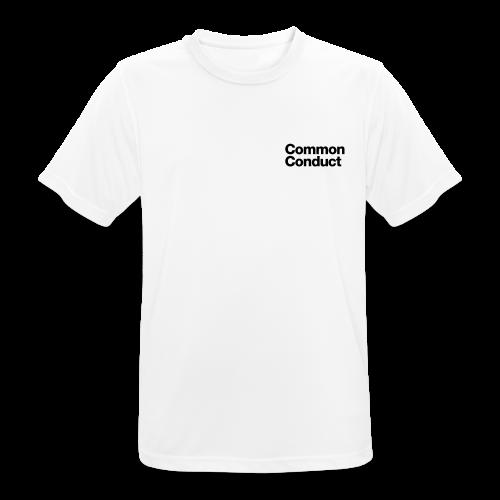 Common Sports - Men's Breathable T-Shirt
