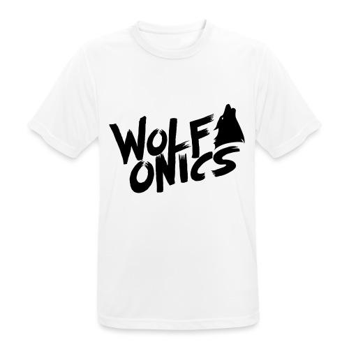 Wolfonics - Männer T-Shirt atmungsaktiv