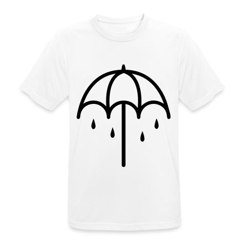 umbrella - Camiseta hombre transpirable