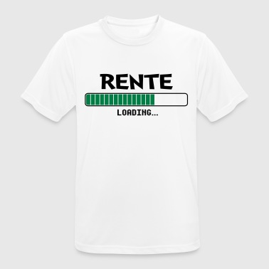 Rente loading Ladebalken - Männer T-Shirt atmungsaktiv