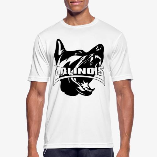 malinois - T-shirt respirant Homme
