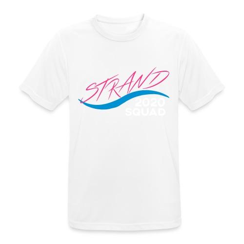 STRAND2020 - Andningsaktiv T-shirt herr