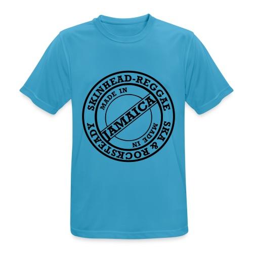 skinheadreggae_made_in_jamaica - Männer T-Shirt atmungsaktiv