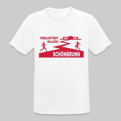 fruehlauftreff - Männer T-Shirt atmungsaktiv