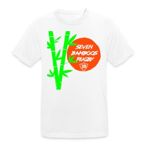SEVEN BAMBOOS RUGBY - Men's Breathable T-Shirt