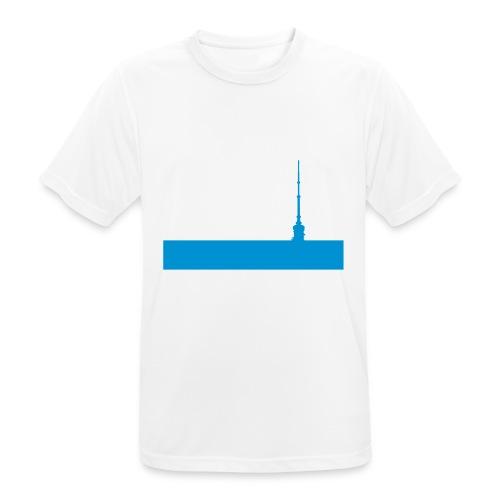 Fernsehturm Berlin - Männer T-Shirt atmungsaktiv