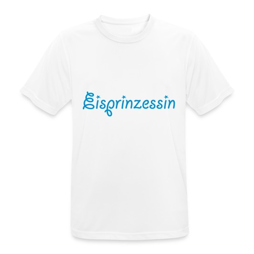 Eisprinzessin, Ski Shirt, T-Shirt für Apres Ski - Männer T-Shirt atmungsaktiv