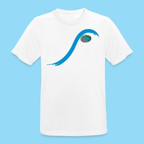Eyed - Men's Breathable T-Shirt