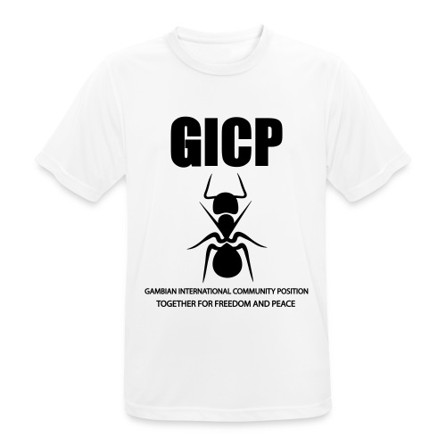 GICP - Men's Breathable T-Shirt