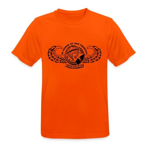 HAF tshirt back2015 - Men's Breathable T-Shirt