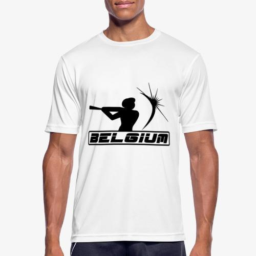 Belgium 2 - T-shirt respirant Homme