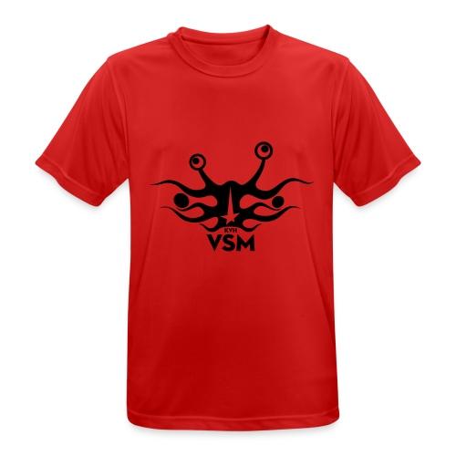 Kerk van het Vliegend Spaghettimonster - Mannen T-shirt ademend actief
