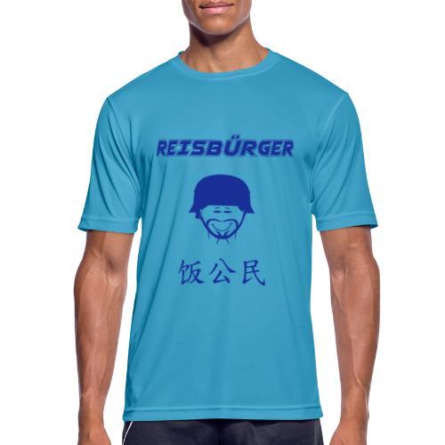 Reisbürger - Männer T-Shirt atmungsaktiv