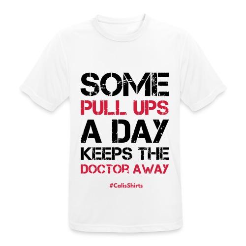 SomePullUps - Men's Breathable T-Shirt