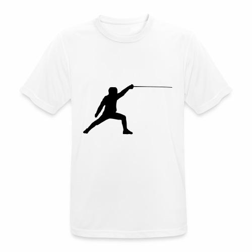 Fencer - Männer T-Shirt atmungsaktiv