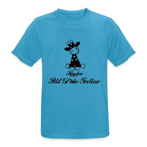 Hayden petit globe trotteur - T-shirt respirant Homme