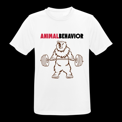 Animal behavior color oben - Männer T-Shirt atmungsaktiv