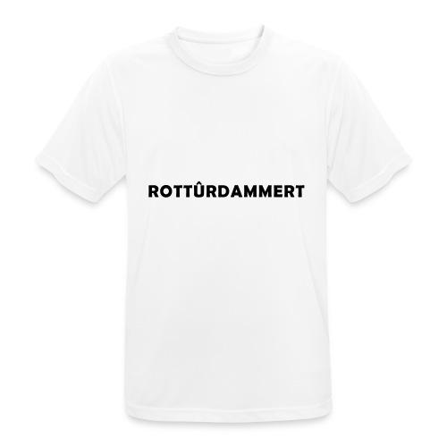 Rotturdammert - Mannen T-shirt ademend actief