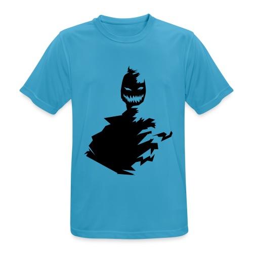 t shirt monster (black/schwarz) - Männer T-Shirt atmungsaktiv