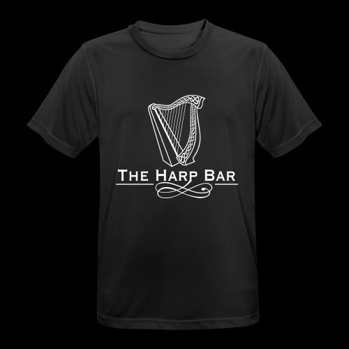 Logo The Harp Bar Paris - T-shirt respirant Homme
