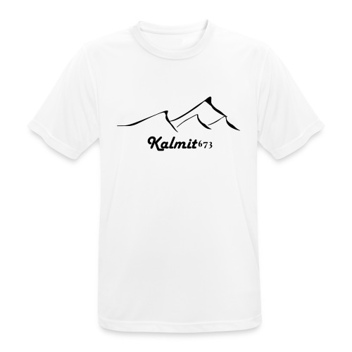 Kalmit 673 svg Berg - Männer T-Shirt atmungsaktiv