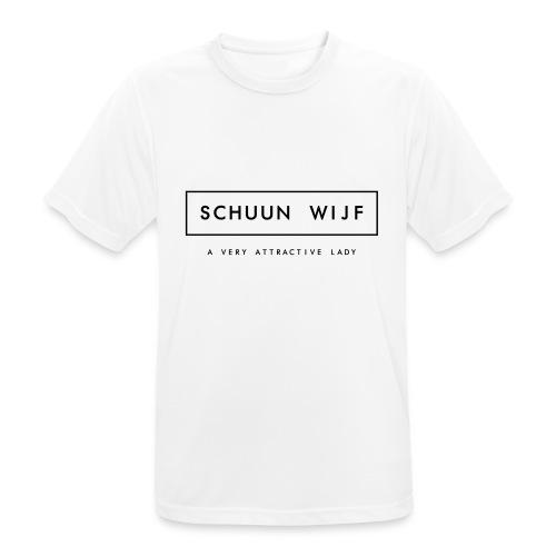 WIJF - Mannen T-shirt ademend actief