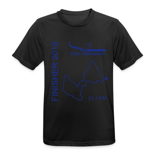 ziel_lhm_2018 - Männer T-Shirt atmungsaktiv