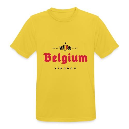 Bierre Belgique - Belgium - Belgie - T-shirt respirant Homme