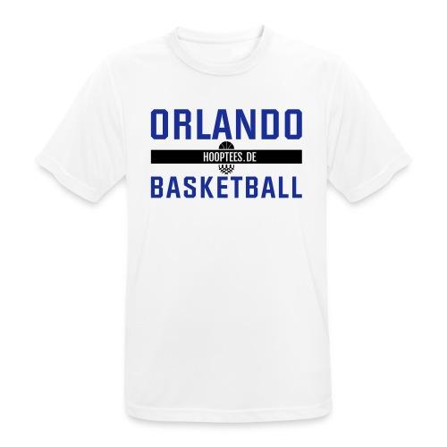 Orlando - Männer T-Shirt atmungsaktiv