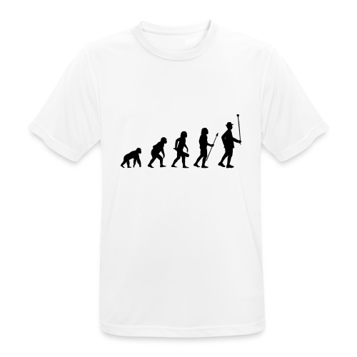Stabführer Evolution - Männer T-Shirt atmungsaktiv