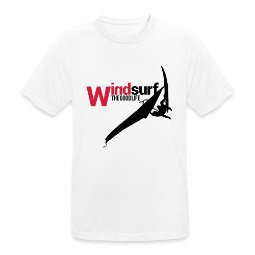 Windsurf - Maglietta da uomo traspirante