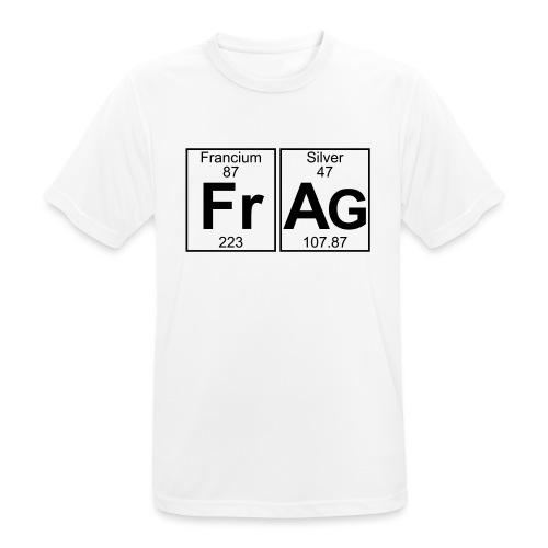 Fr-Ag (frag) - Full - Men's Breathable T-Shirt