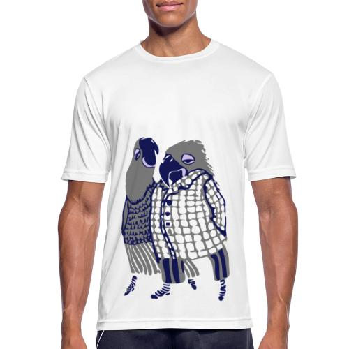 More parrots - Men's Breathable T-Shirt