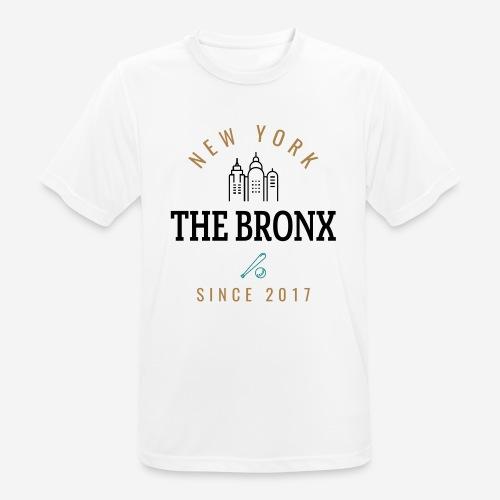 NEW YORK - THEBRONX - Maglietta da uomo traspirante