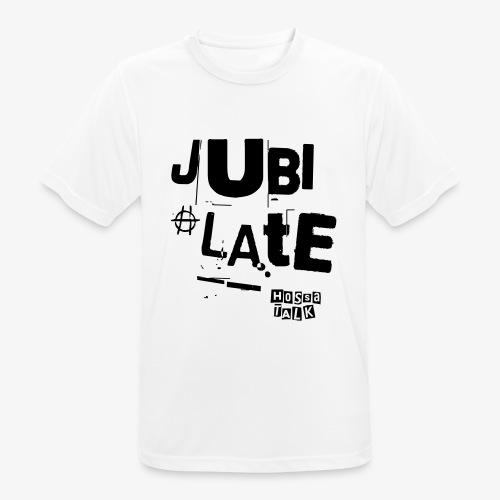 Jubilate-Tasche - Männer T-Shirt atmungsaktiv