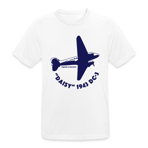 Daisy Flyover 1 - Andningsaktiv T-shirt herr