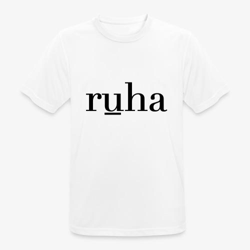 Ruha - Mannen T-shirt ademend actief