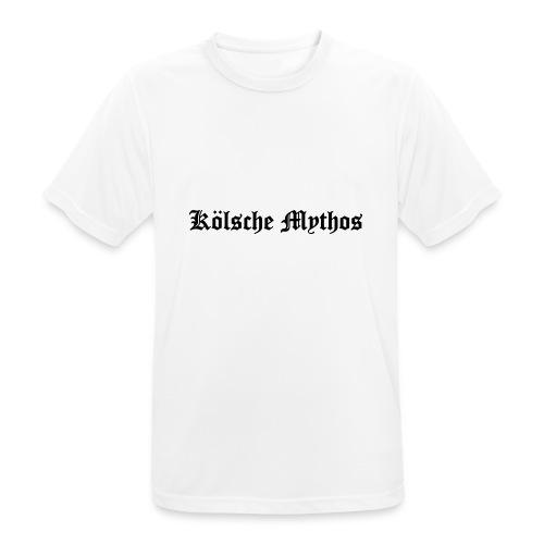 koelsche mythos - Männer T-Shirt atmungsaktiv