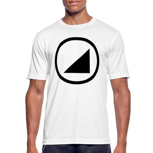 bulgebull marca oscura - Camiseta hombre transpirable