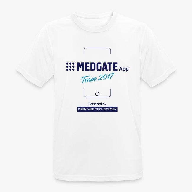 Medgate App Team 2017 White